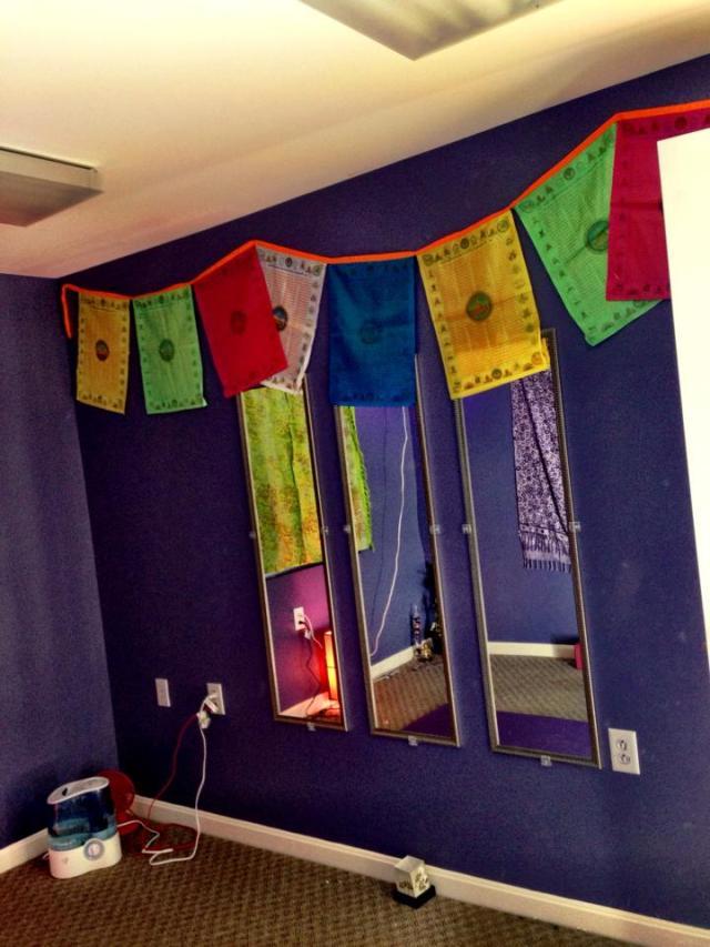 flags yoga